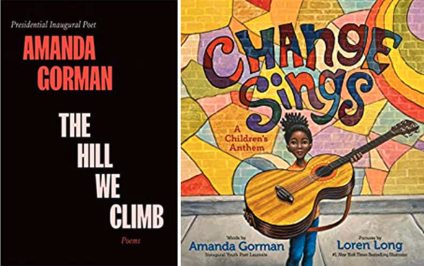 Books by young inaugural poet Amanda Gorman become quick best sellers on Amazon