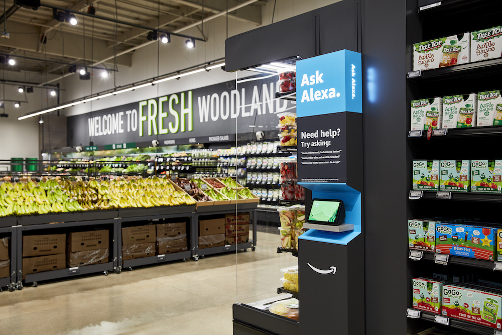Two Amazon Fresh grocery stores opening in Seattle region in latest brick-and-mortar expansion