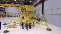 Pathfinder lunar lander