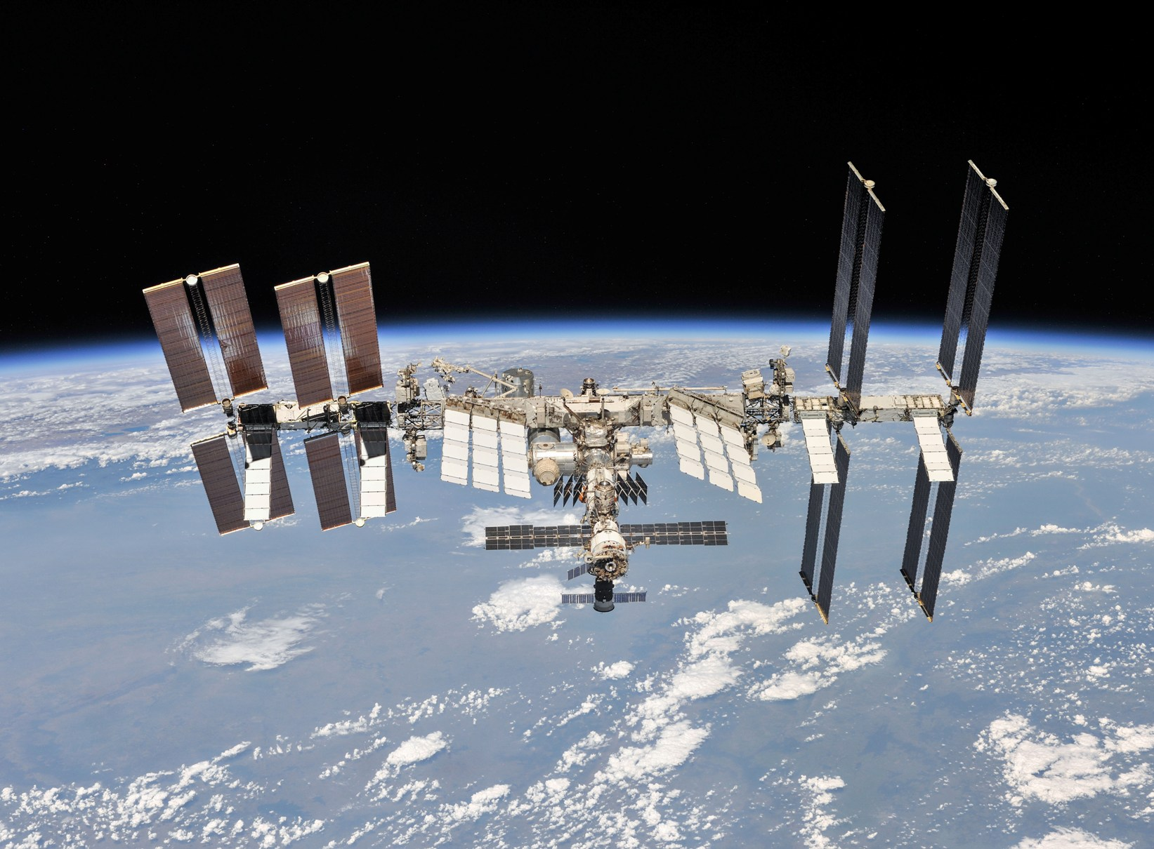 Microsoft and HPE team up to connect Azure cloud to International Space Station