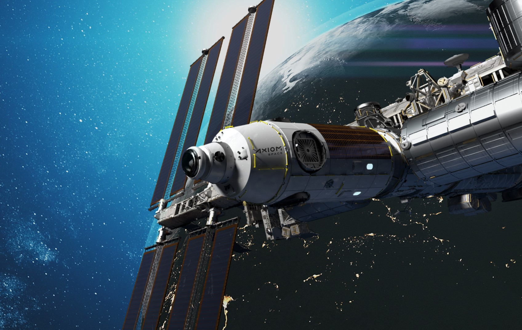 Axiom raises $130M for its space station — and adds Blue Origin alum to its board
