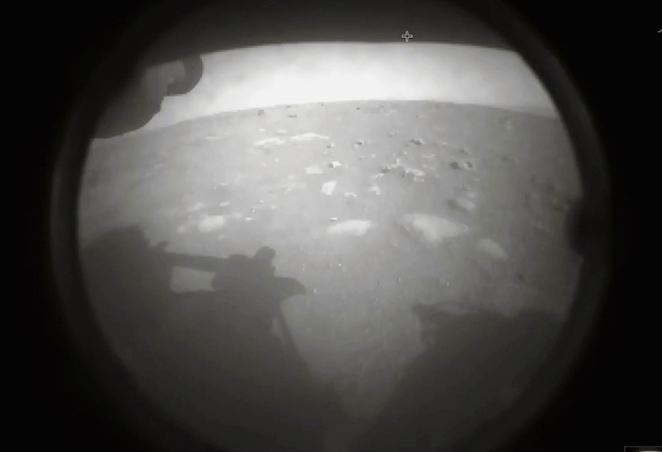 NASA's Perseverance rover touches down to start years-long search for life on Mars
