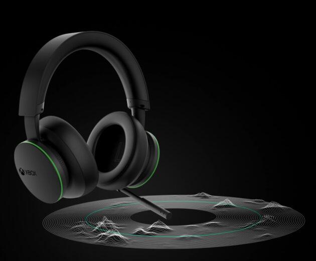 Microsoft Xbox Wireless Gaming Headset