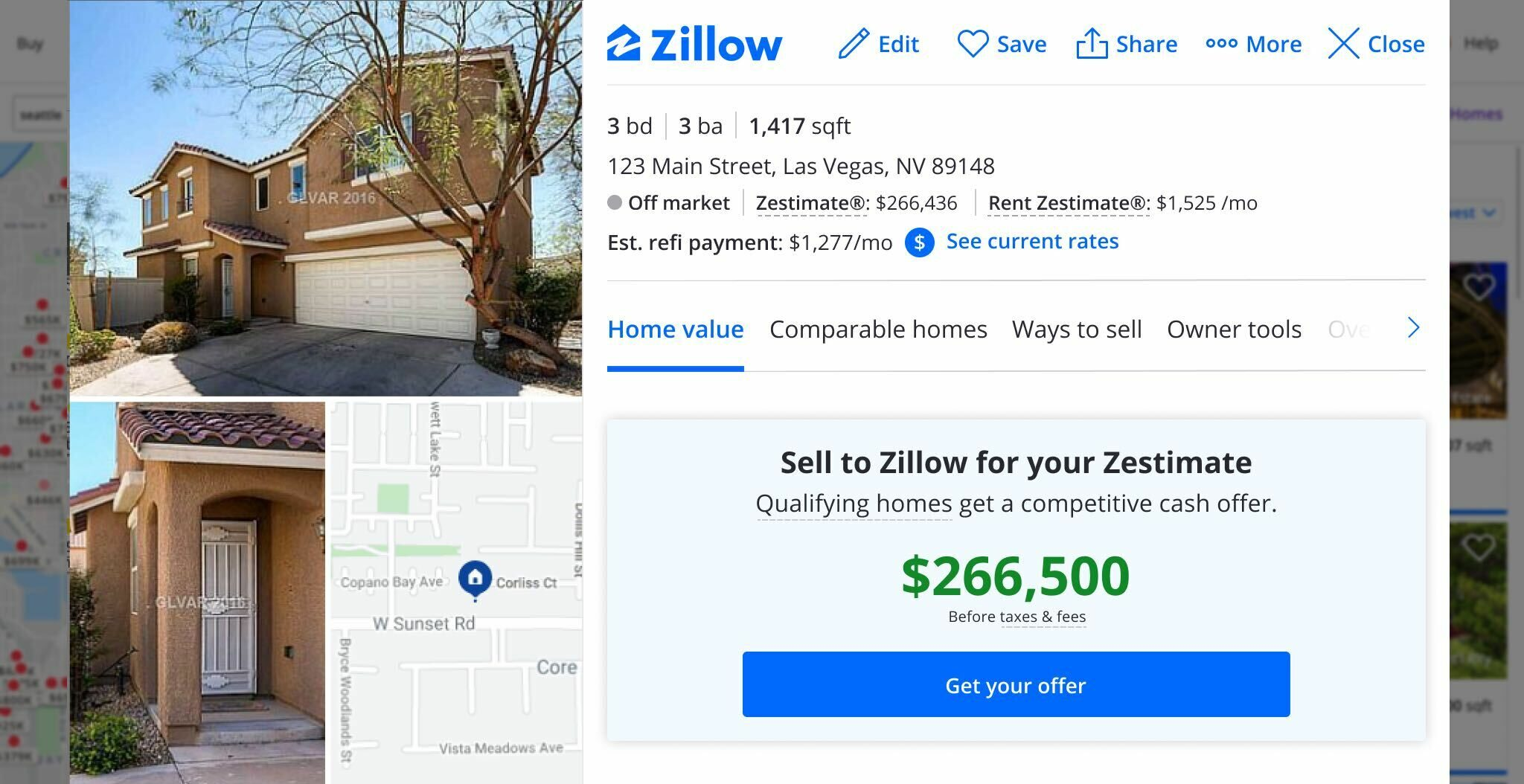 Zillow is now using its Zestimate tool to make cash offers