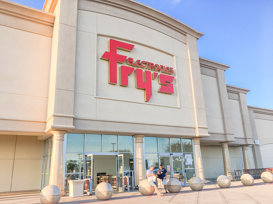 Fry's Electronics shutting down all stores, ending 36 years as a big-box stop for tech enthusiasts - GeekWire