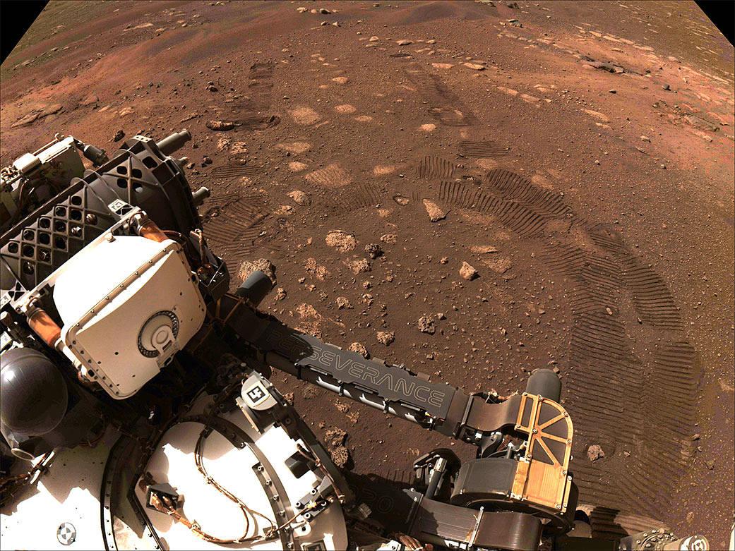 NASA names Perseverance rover landing site on Mars after Seattle sci-fi pioneer Octavia E. Butler