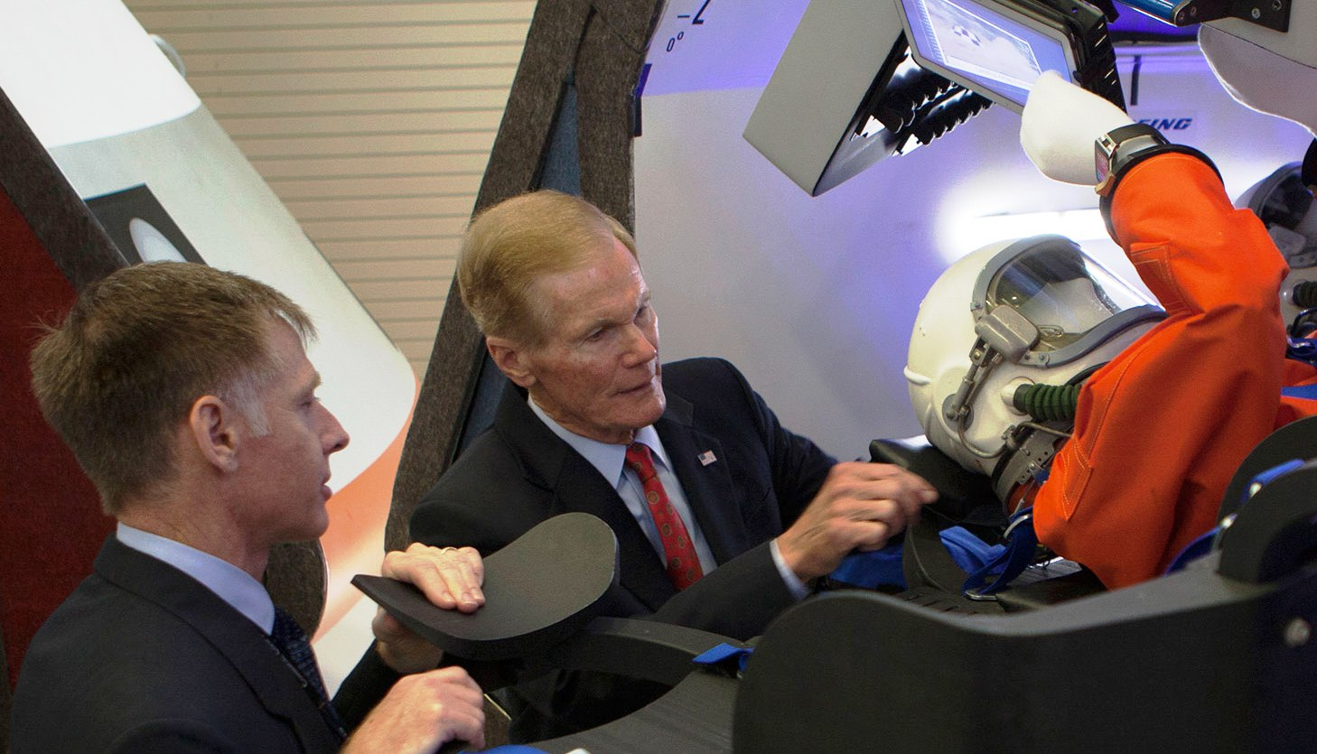 Next NASA chief will face big decisions on future moonshots (and Blue Origin's role)