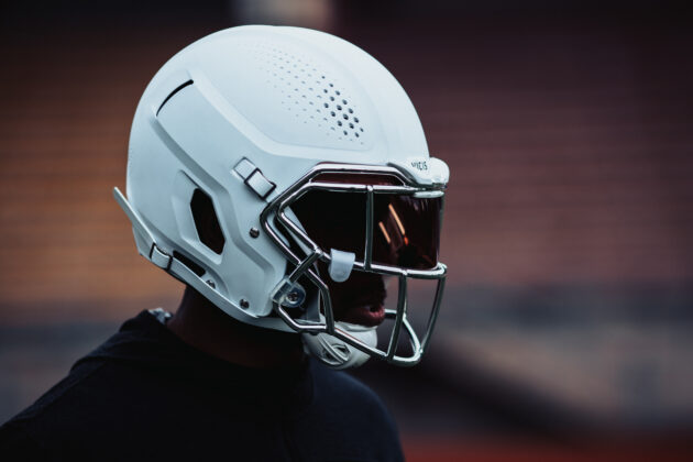 Vicis high-tech helmets take top 3 spots in NFL's annual performance ranking of equipment