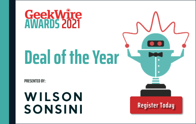 GeekWire Awards: Vote for Deal of the Year