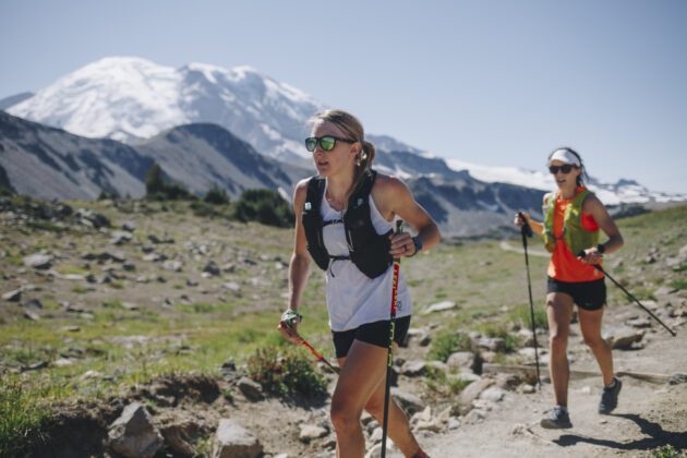 Kaytlyn Gerbin is blazing trails in cell science and as an ultrarunner who has conquered Mount Rainier