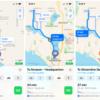 Apple Cycling Map Seattle