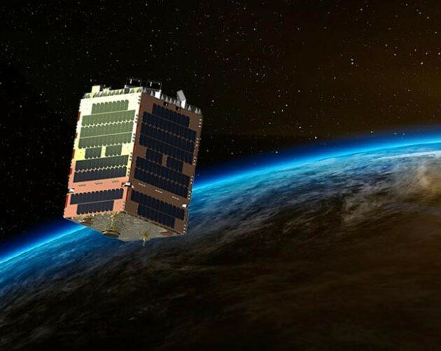 Telesat Phase 1 LEO satellite