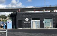 L'usine Rivian à Bellevue