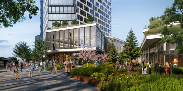 Amazon donating $1.4M to Bellevue to aid social services and outdoor spaces as it grows in city