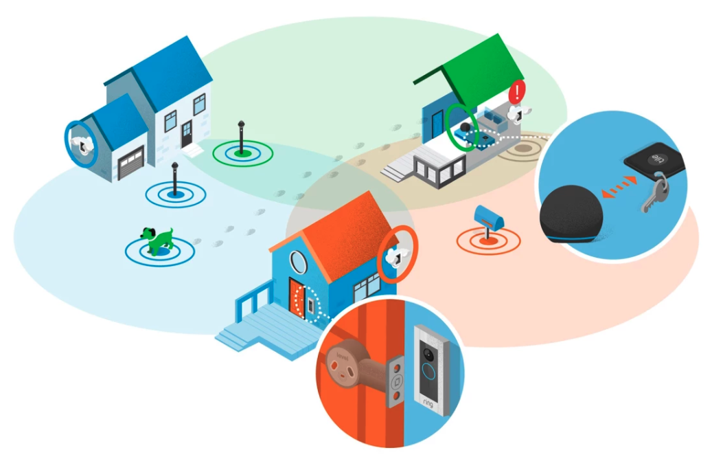 Amazon's neighborhood wireless network Sidewalk launches Tuesday — here's how to opt out