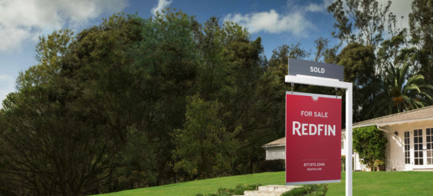 Redfin posts 40% revenue gain, says business 'hitting on all cylinders' as housing market booms