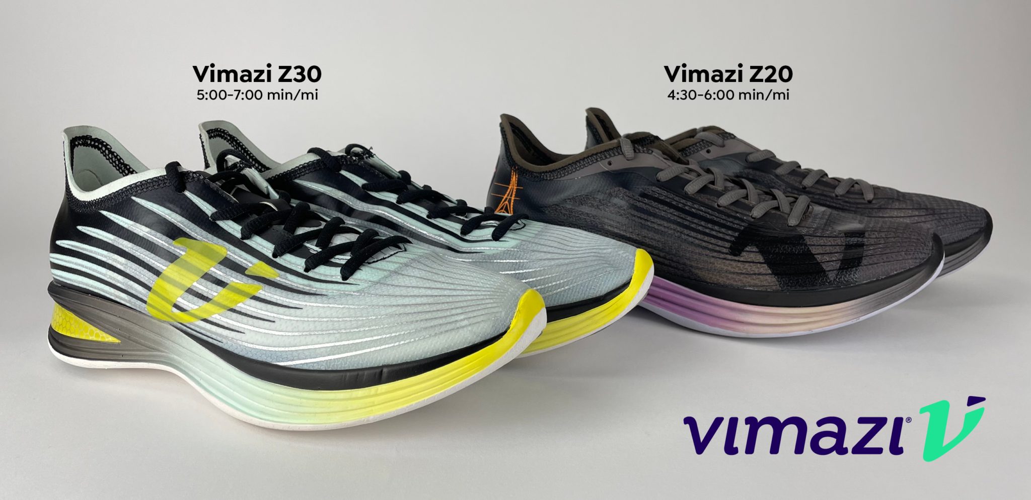 This startup is getting ready to launch running shoes based on how fast you run a mile
