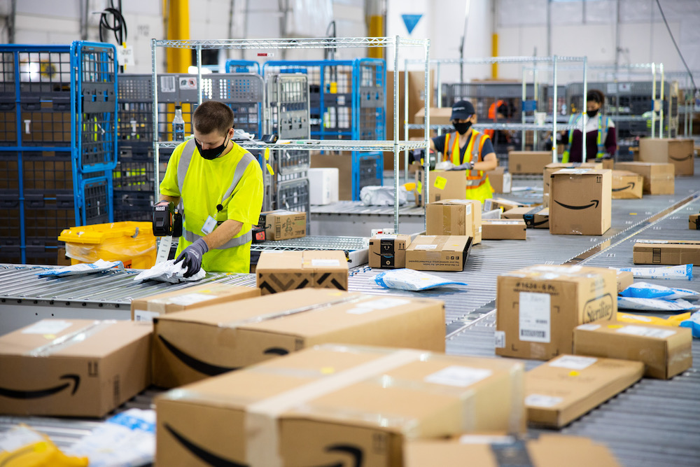 """Amazon says Prime Day was the """" largest two-day period in history """" for its third-party sellers"""