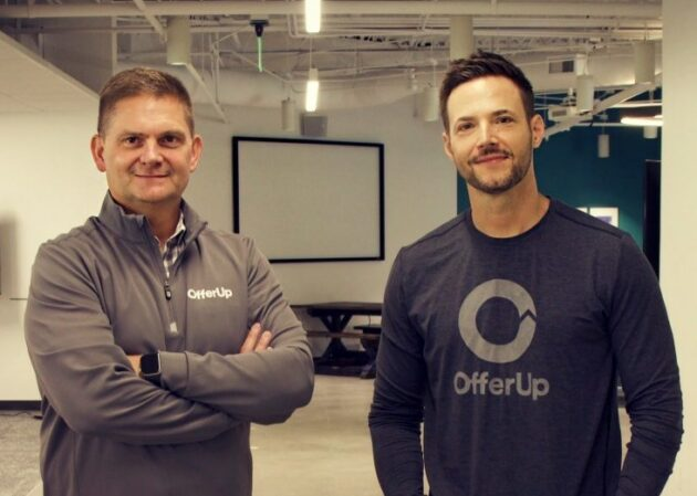 Q&A: In CEO shuffle at OfferUp, two leaders offer up what's working, what's next for mobile marketplace