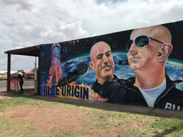 Van Horn mural