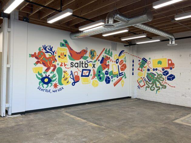 Saltbox Seattle
