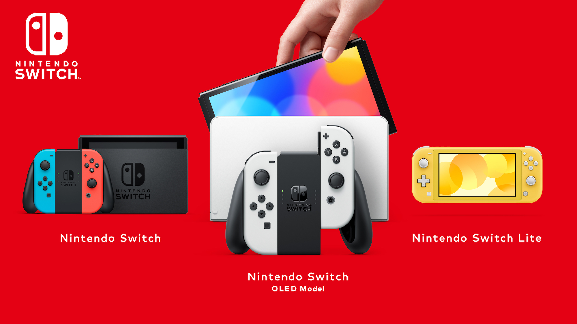 NIntendo introduces the Switch OLED model for $ 350, debuting in October.  Eighth