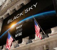 BlackSky纽交所的图形