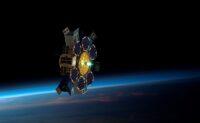 Sherpa-LTE1在轨道上