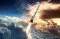 插图:新格伦火箭