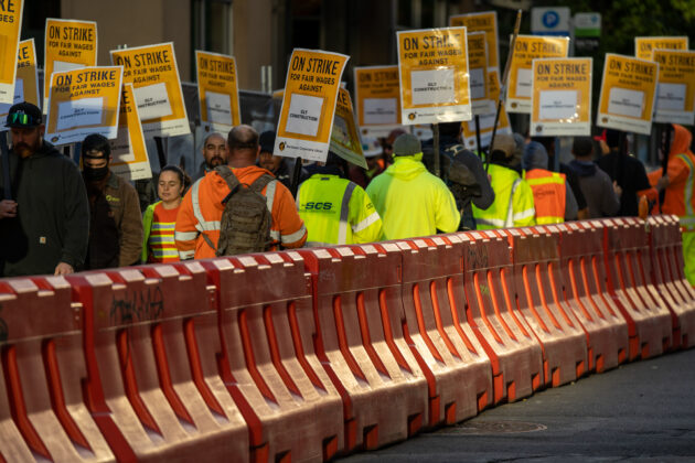 Carpenters' union halts work on Amazon, Microsoft, Google and Facebook expansions in Seattle area