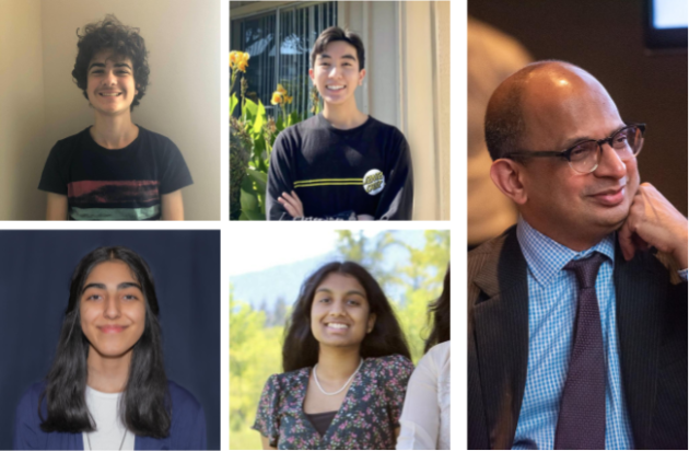 These high schoolers spent their summer analyzing the GeekWire 200 —here's what they found