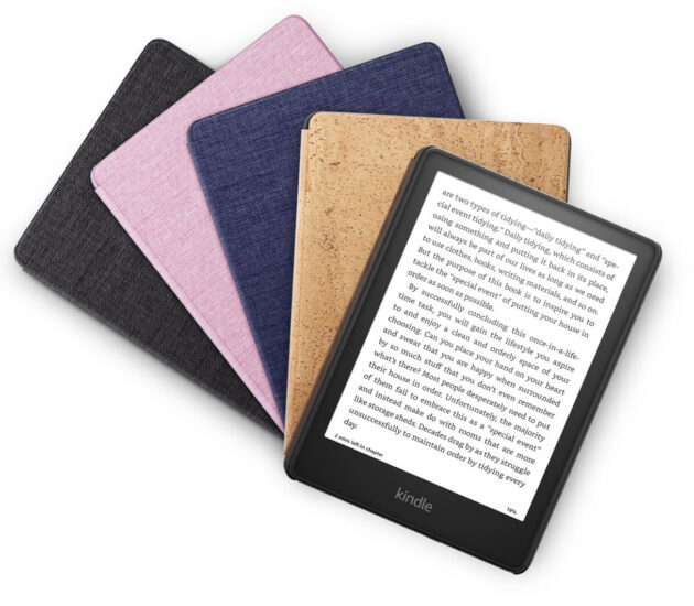 Amazon boosts Kindle Paperwhite screen size and battery life in first major upgrade in 3 years