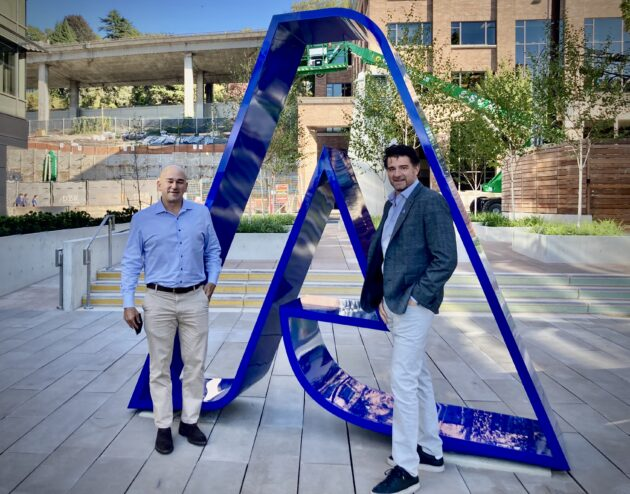 Adaptive Biotechnologies' new HQ: Co-founders show off 100K square-foot space in Seattle