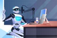 机器人有麦克风