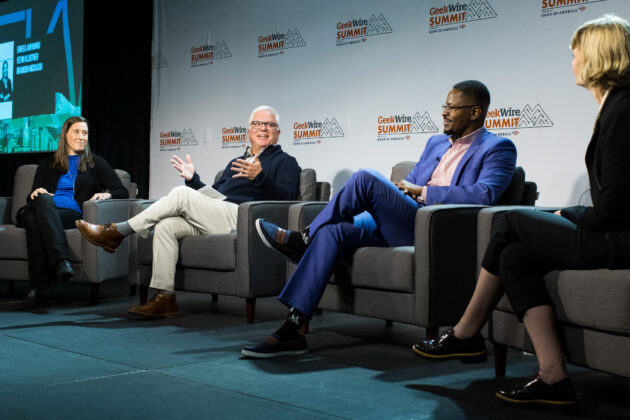 Tackling the climate crisis: 3 optimistic takeaways from climate tech experts at the GeekWire Summit