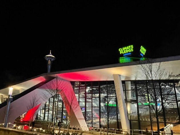 Climate Pledge Arena