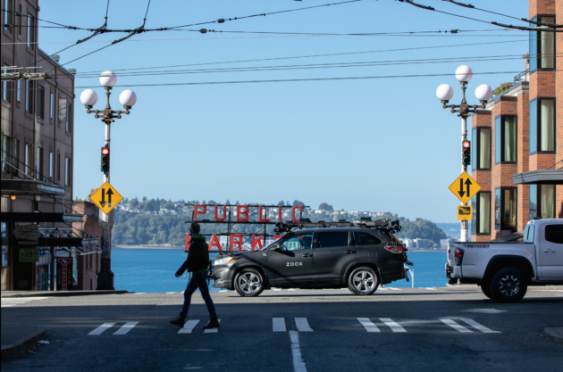 Amazon's Zoox will test its autonomous driving technology in Seattle's 'different driving culture'